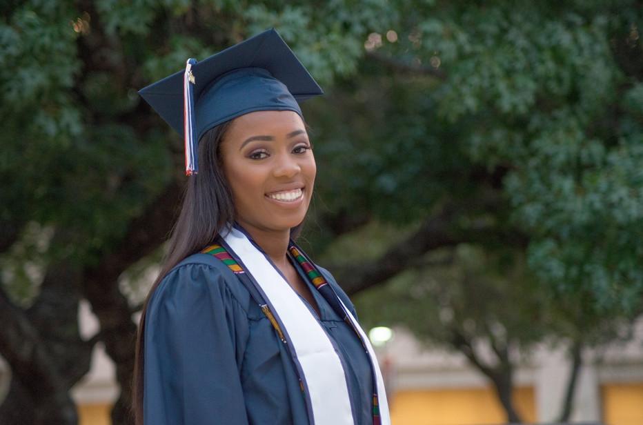 UTSA College Grad