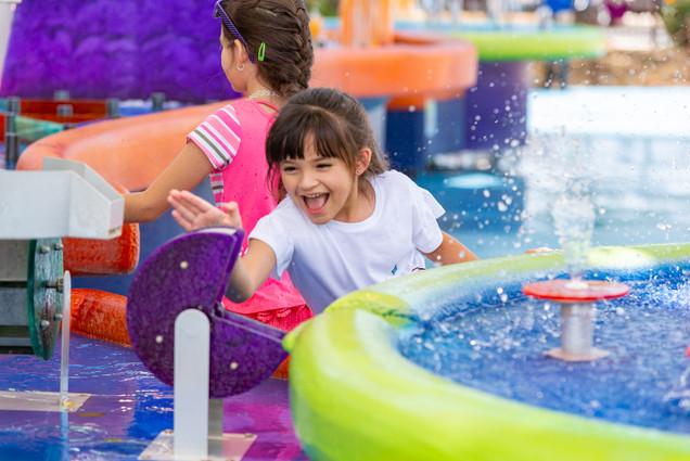 Water fun at Morgan's Wonderland
