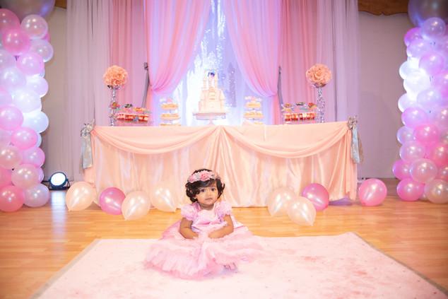 Pretty in Pink Birthday Celebration