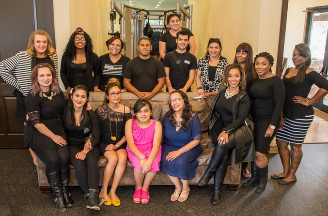 Fashion Fundraiser MUHA Team