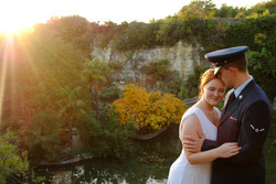 Scenic Husband and Wife Photograph