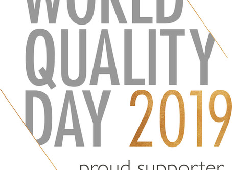 Quality Comes of Age #WQD19