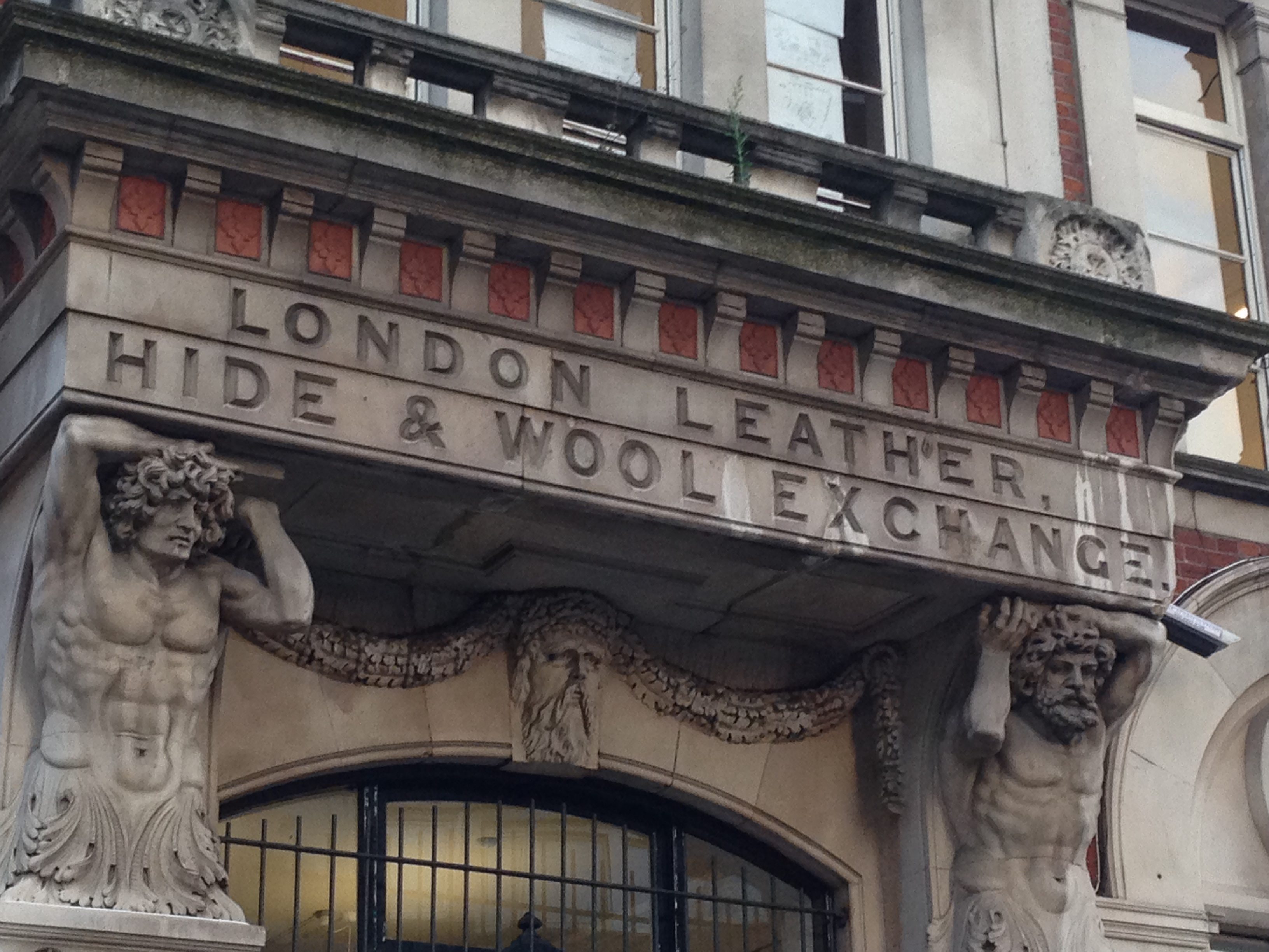 London Leather, Hide & Wool Exchange