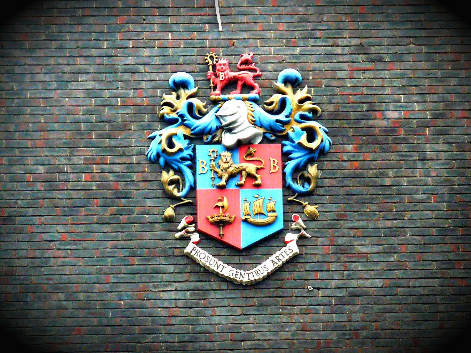 Borough of Bermondsey Coat of Arms