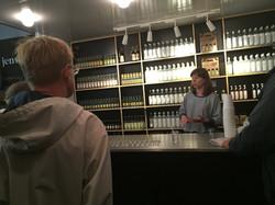 Introduction to JENSON's Distillery - Bermondsey