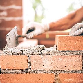 bigstock-Bricklayer-Worker-Installing-B-