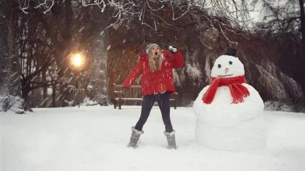 DIET COKE | Snowman