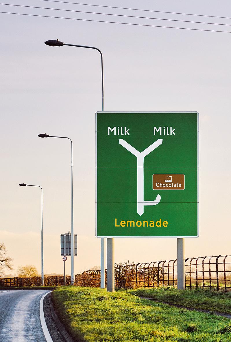 Milk, Milk...