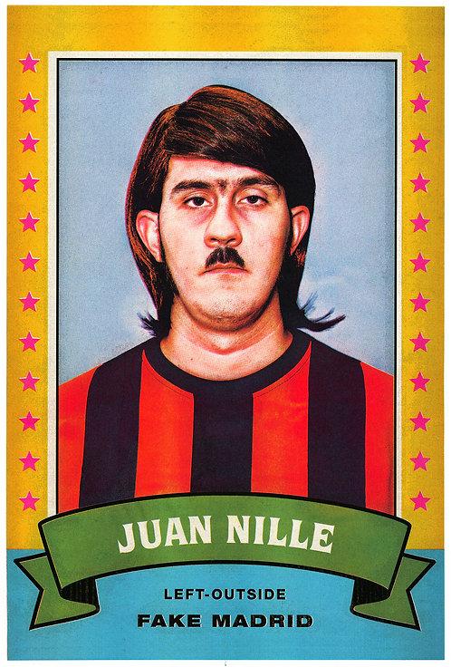 Juan Nille Poster