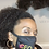 She(CEO) non-surgical mask side view