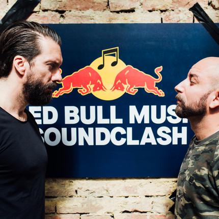 RED BULL SOUNDCLASH – Viel Testosteron am 17.11.2018 in der Wiener Marxhalle  SCHNITZEL meets BULETT