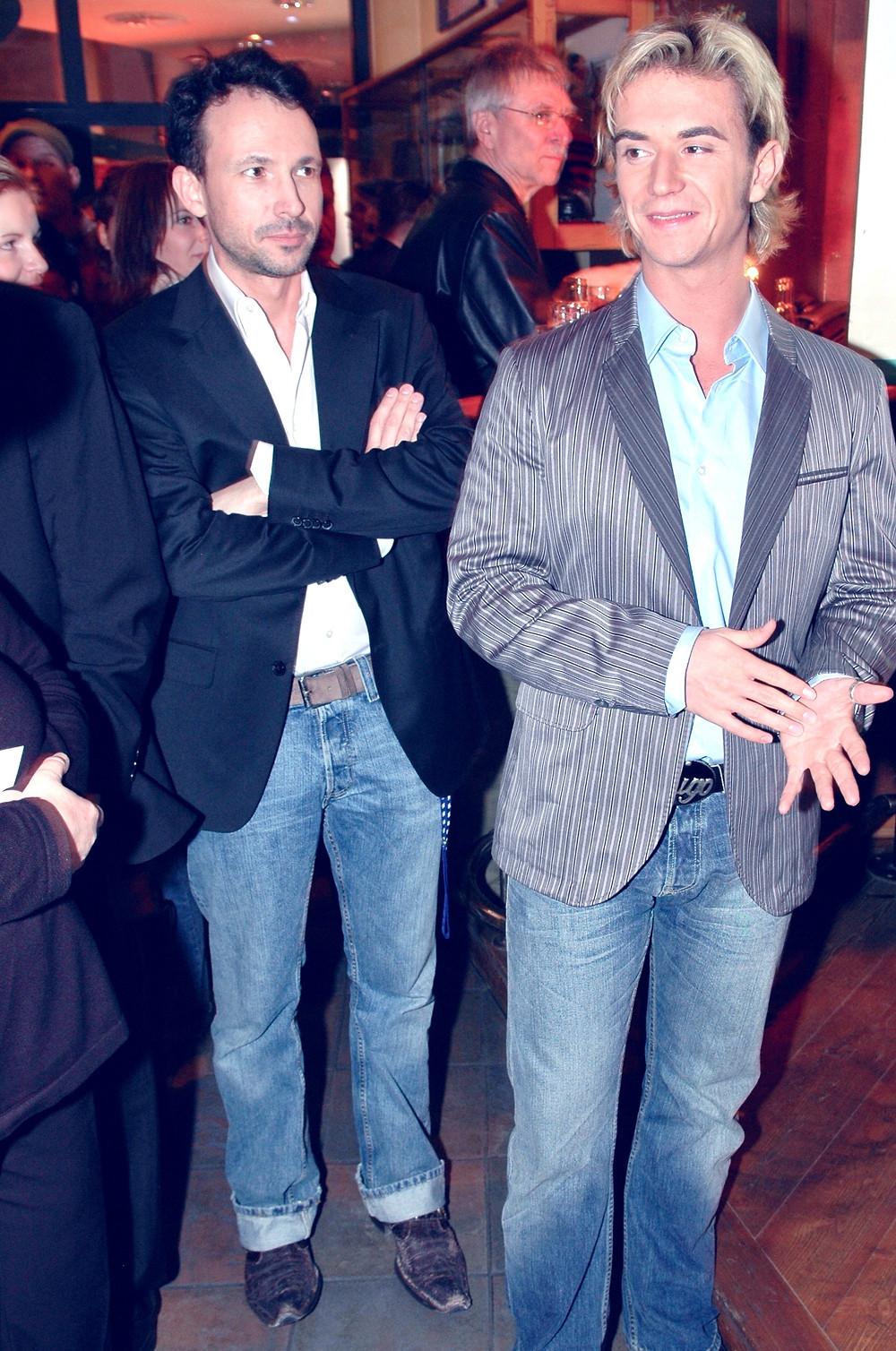 Michael Jürgens und sein Superstar Florian