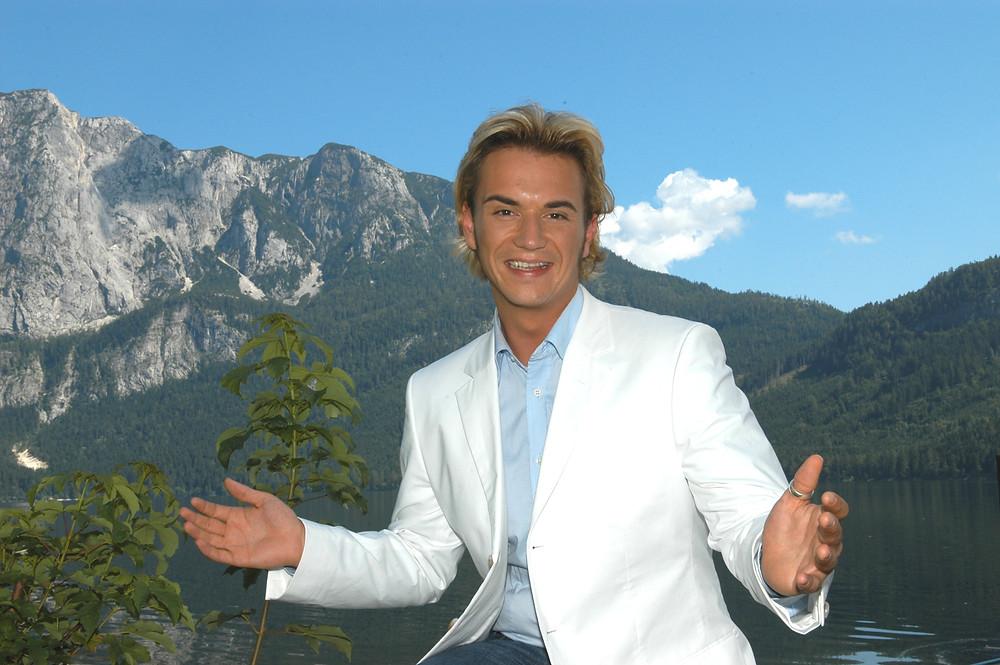 König der Herzen  - Florian bei seinem Schauspieldebut 2015