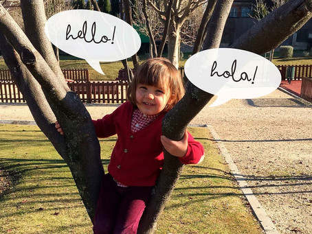 Ideas para fomentar el bilingüismo desde casa