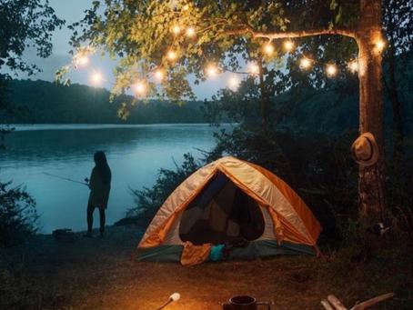 5 trucos para disfrutar de una acampada con niños a la americana