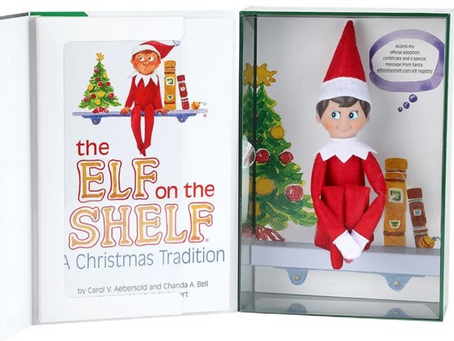 The Elf on the Shelf: una divertida tradición navideña americana