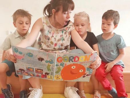 5 libros infantiles para gestionar las emociones en inglés
