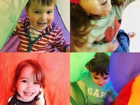 5 Juguetes ideales para toddlers de uno y dos años
