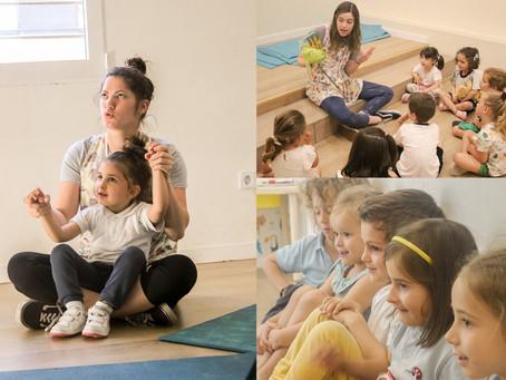 Extraescolar de Inglés divertida para niños en Boadilla del Monte