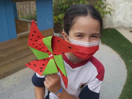 Watermelon Fun! Cómo enseñar inglés a los niños con sandías 🍉