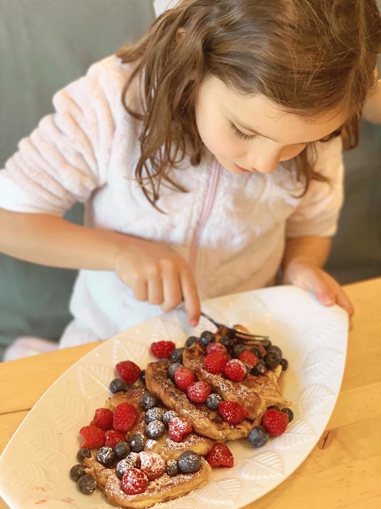 Aprender a cocinar con niños
