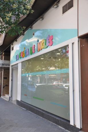 La Casita de Inglés Barrio de Salamanca