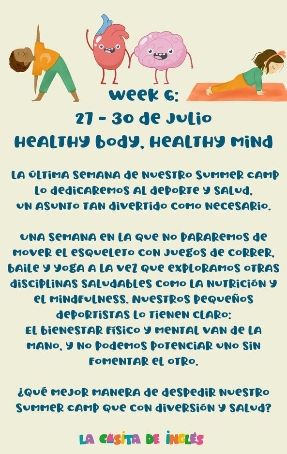 Week 6: