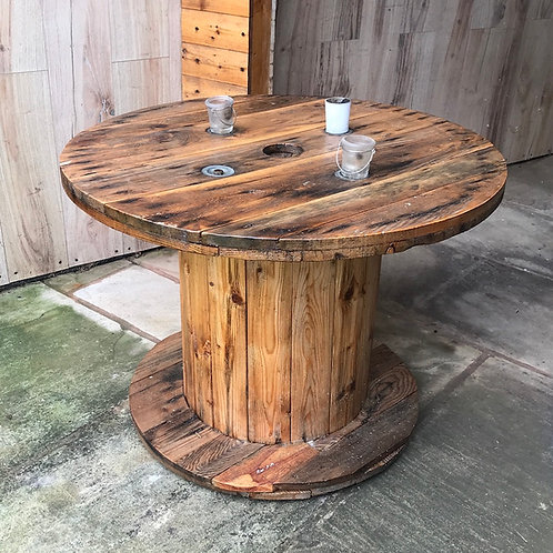 cable drum tables