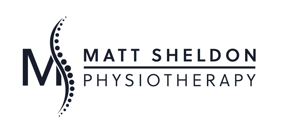 Matt Sheldon Physiotherapy, Collingwood logo