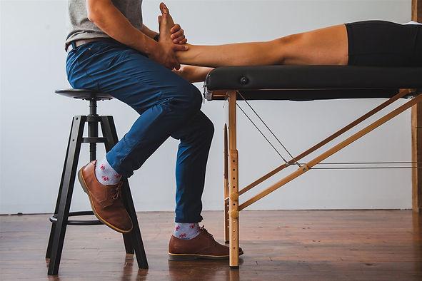 Matt Sheldon Physiotherapy in Collingwood