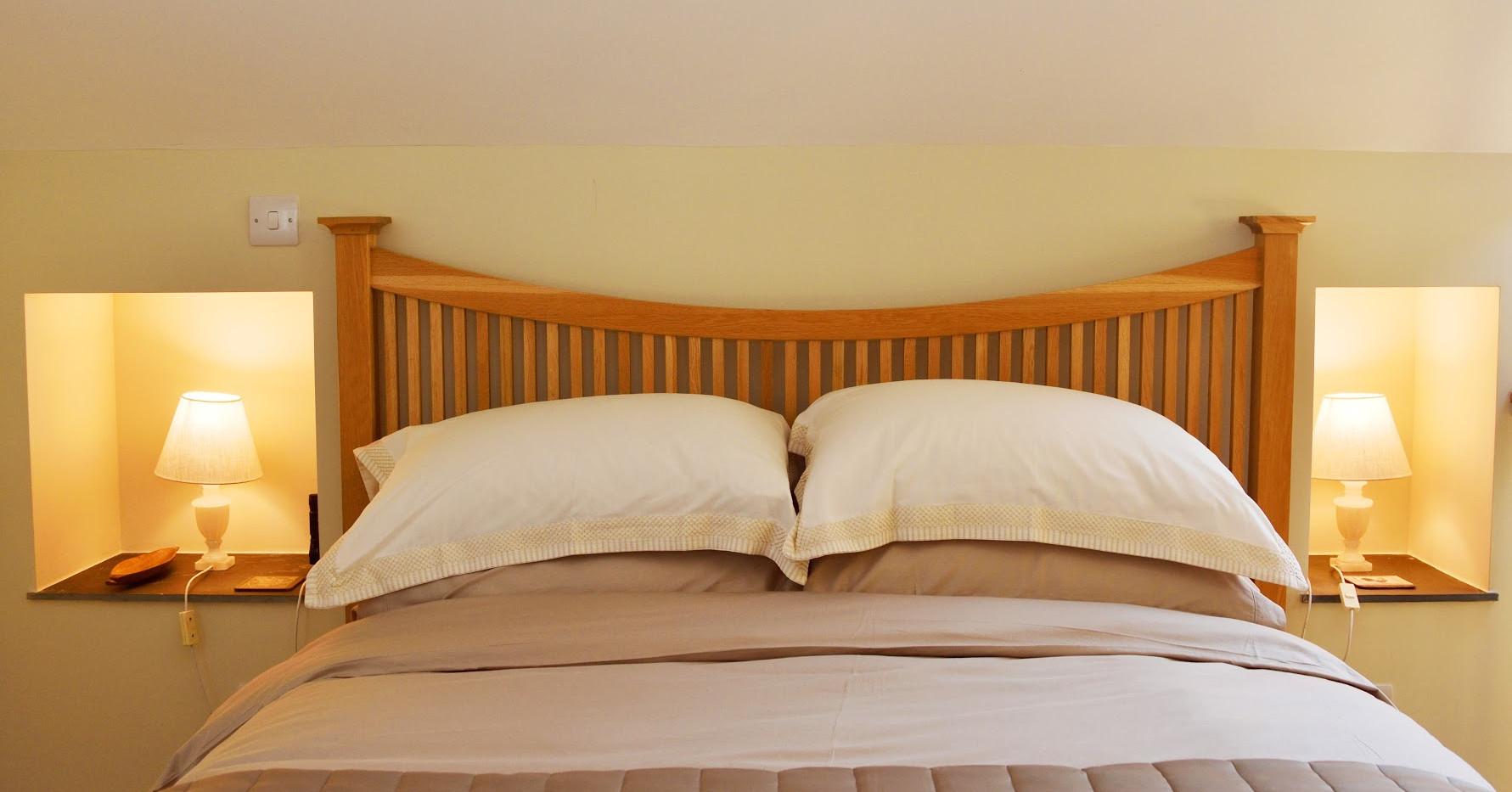 West Barn bedroom
