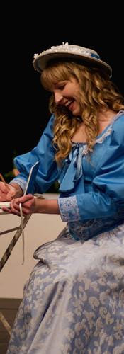 Cecily in Het Belang van Ernst (O. Wilde)