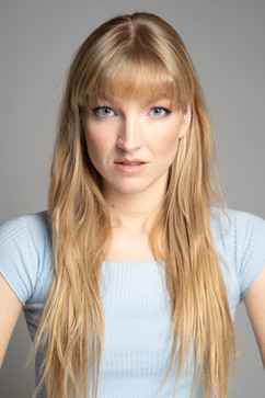 Actrice Lucinda Spitters