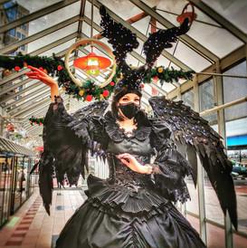 LevendTheater | Act Zwarte Vleugels