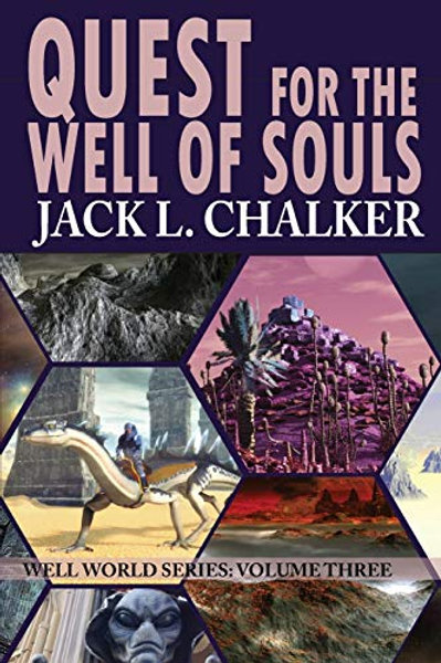 Quest for the Well of Souls (Saga of the Well of Souls: Book Three)