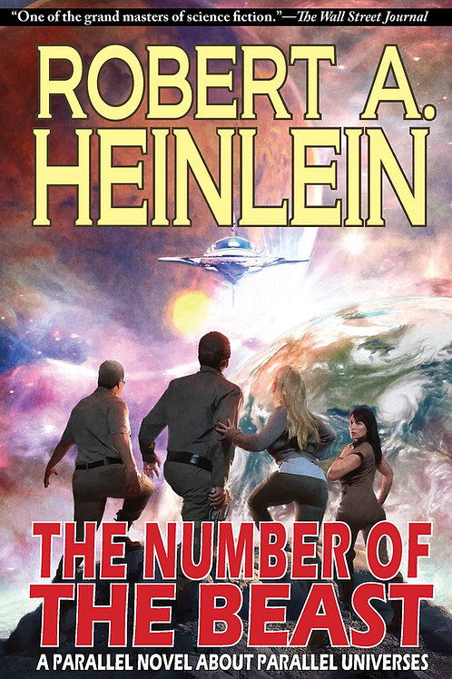The Number of the Beast (reprint)