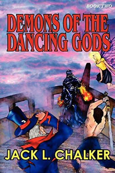 Demons of the Dancing Gods (Dancing Gods: Book Two)