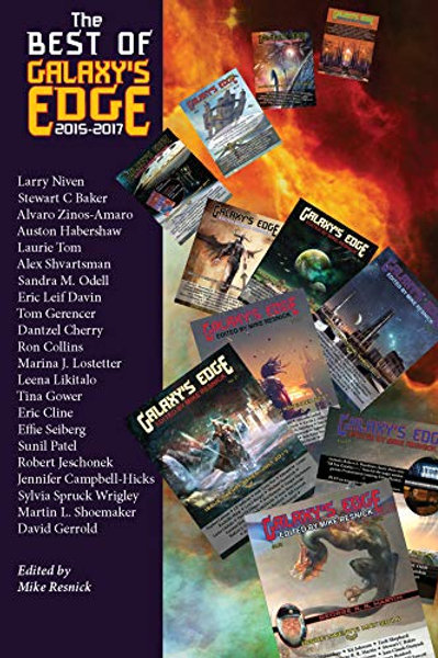 The Best of Galaxy's Edge (Magazine) 2013-2014 Edited by Mike Resnick