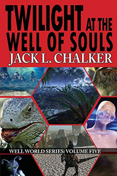 Twilight at the Well of Souls (Saga of the Well of Souls: Book Five)