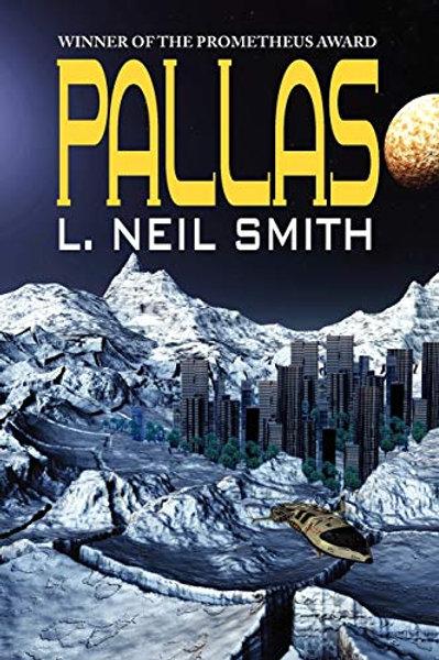 Pallas (Book I of the Ngu Family Saga)