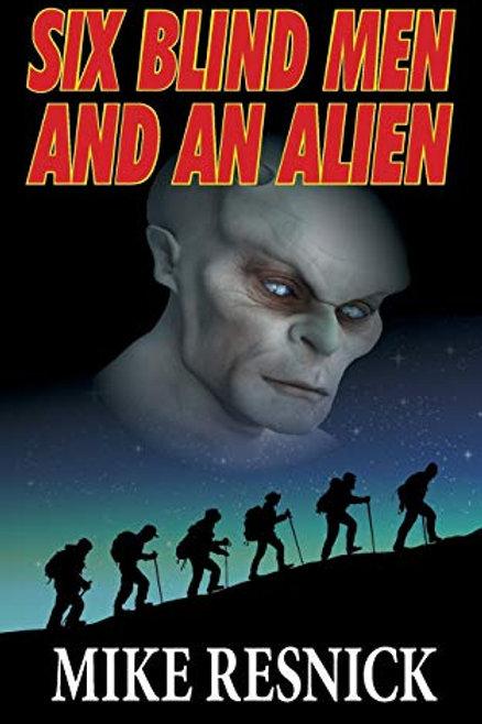 Six Blind Men and an Alien