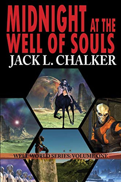 Midnight at the Well of Souls (Saga of the Well of Souls: Book One)