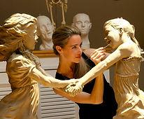 Angela sculpting.jpeg