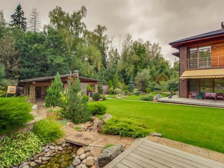 Игорь Сафиуллин: «Ценность дома растет вместе с садом»