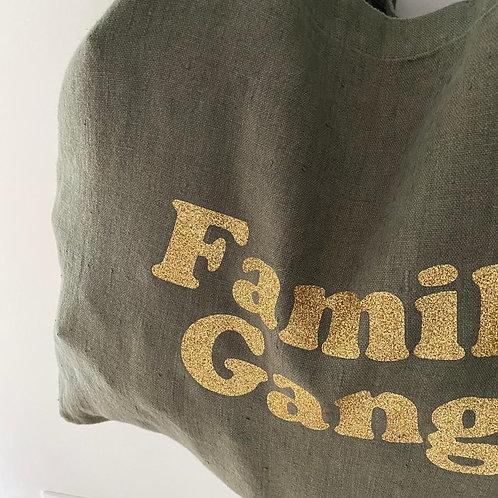 Cabas FAMILY GANG | Mon Petit Bazar