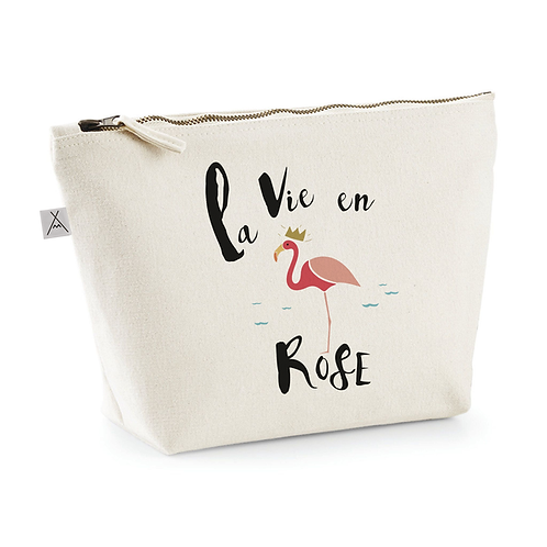 "Pochette ""La Vie En Rose"" | ATELIER M DESIGNS"