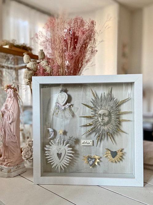 Boîte à Merveilles Astres | The Pretty Little Gallery