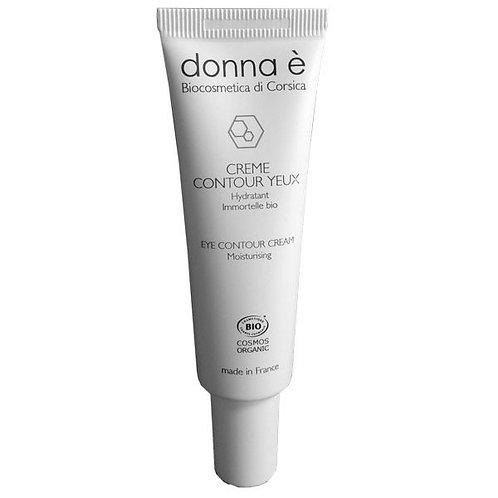 Crème contour des yeux | DONNA È