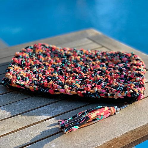 Pochette crochet Print - GHJU CREAZIONE