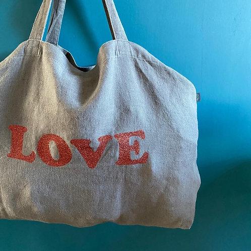 Cabas LOVE | Mon Petit Bazar